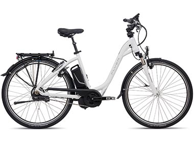 Flyer Verleih E-Bike Potsdam