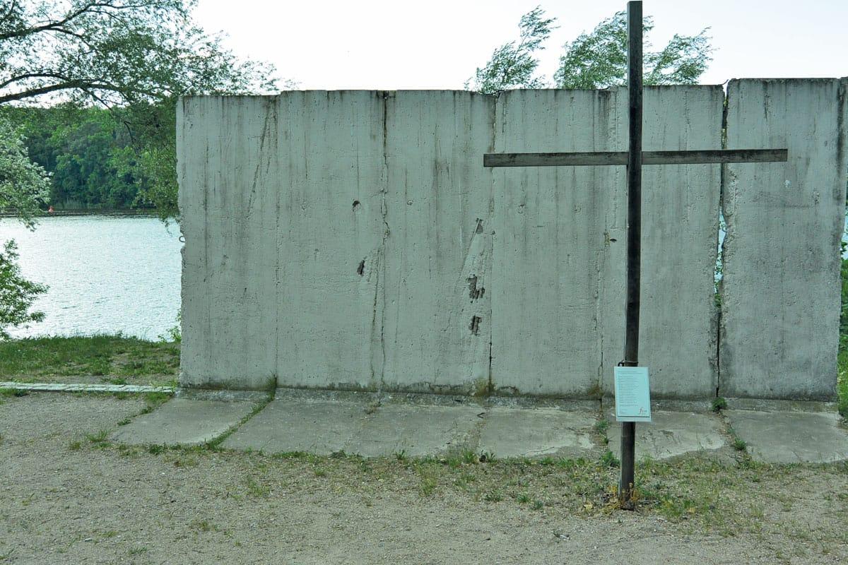 Radtour Potsdam im Kalten Krieg