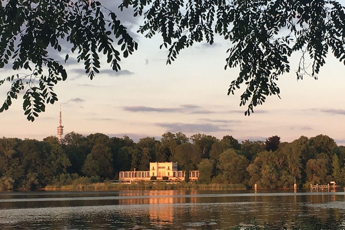 Radtour Idylle Potsdam