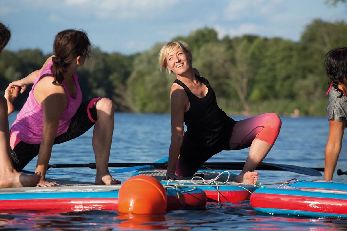 sup yoga potsdam griebnitzsee