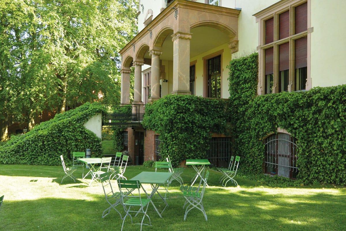 Truman Villa, Griebnitzsee Villentour, Radtour, Geschichten, Potsdam, Neubabelsberg