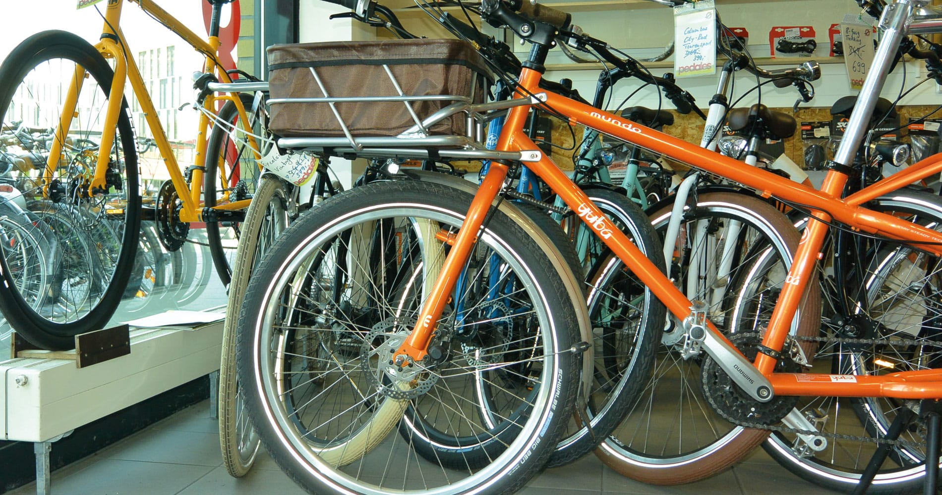 Verkauf, Lastenrad, Fahrrad, Werkstatt, Laden, Reparatur, Verleih, Potsdam Hauptbahnhof