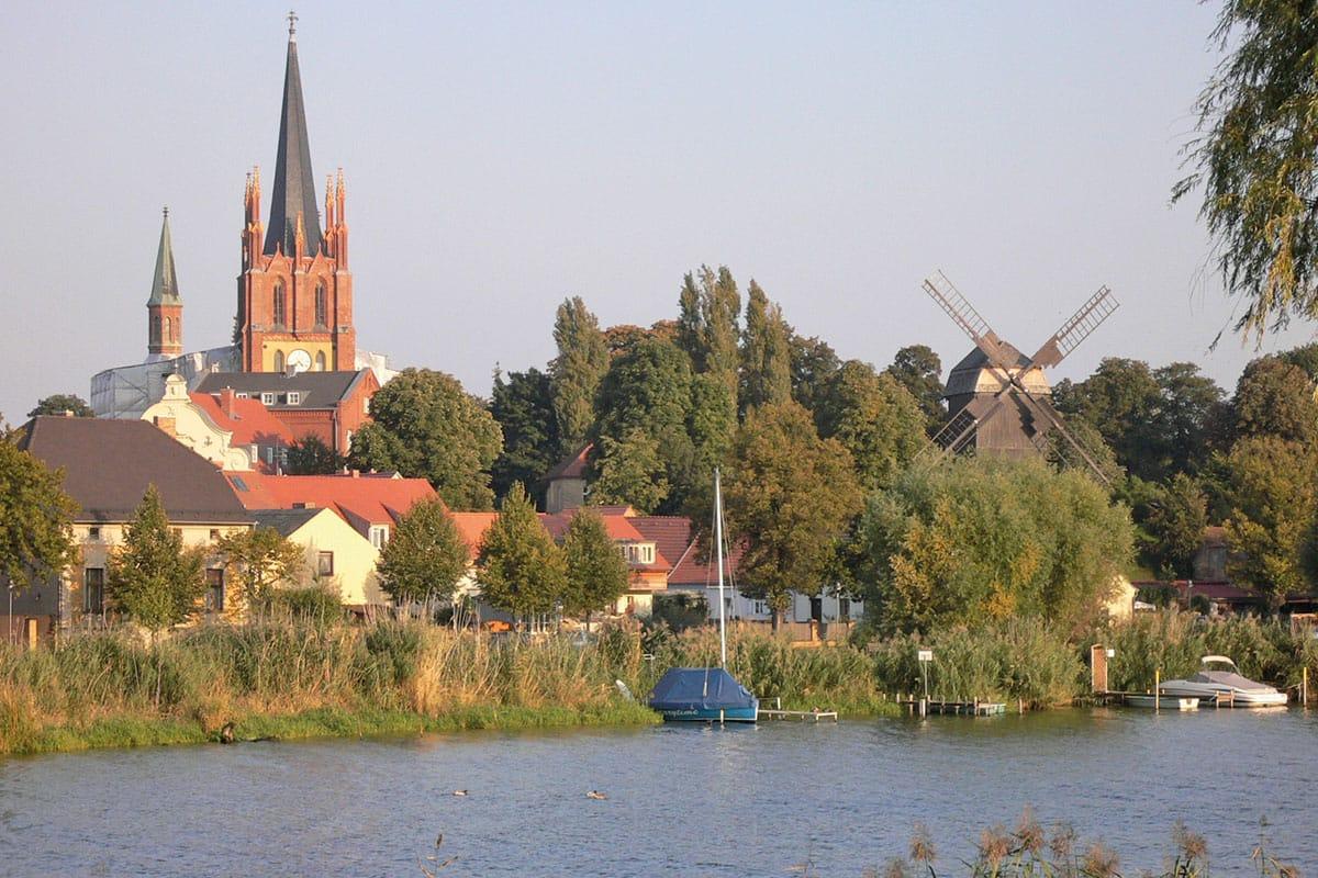 Radtour Havelland, Potsdam, Werder, Ferch, Caputh
