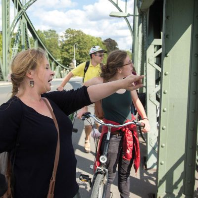 Guided Bike Tour: Potsdam Royal