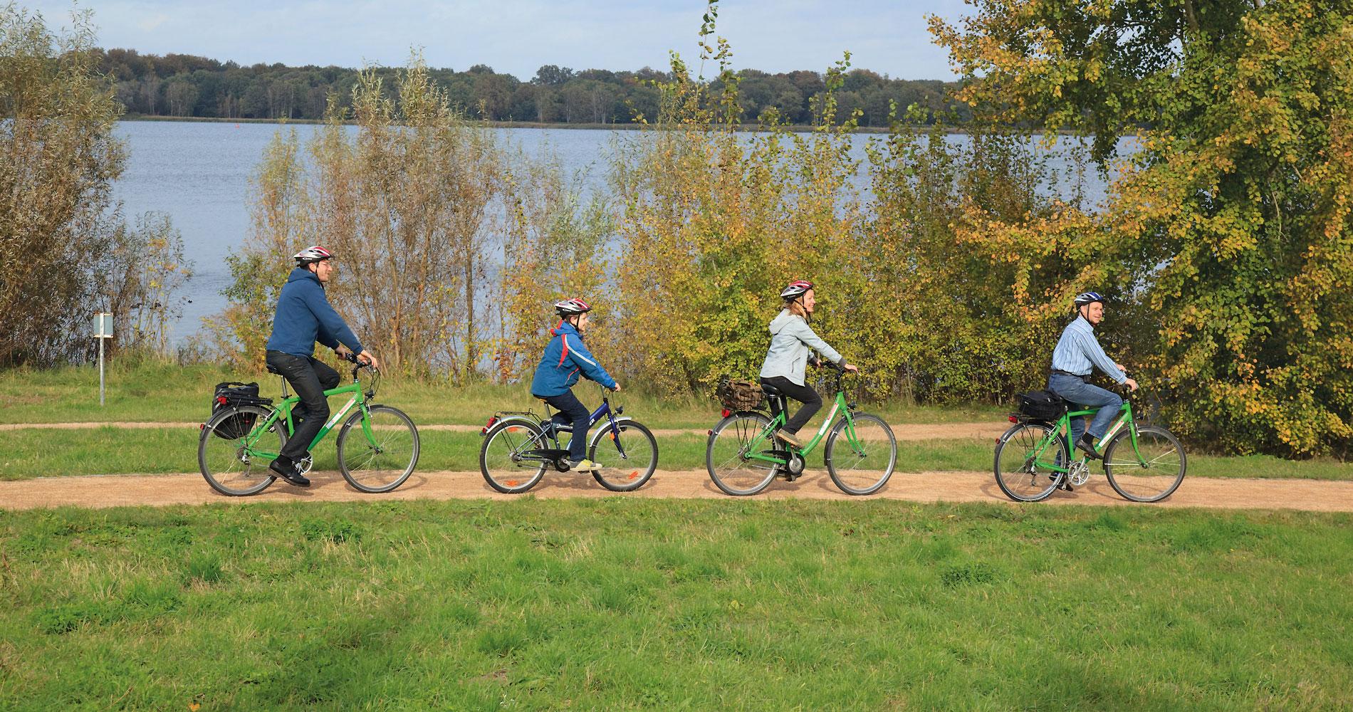 Radtouren Potsdam und Umland