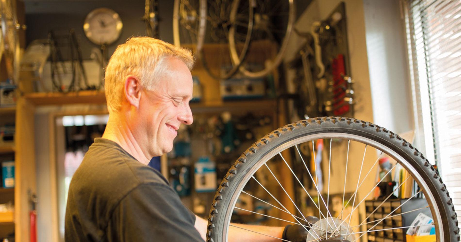 inspektion fahrrad werkstatt potsdam